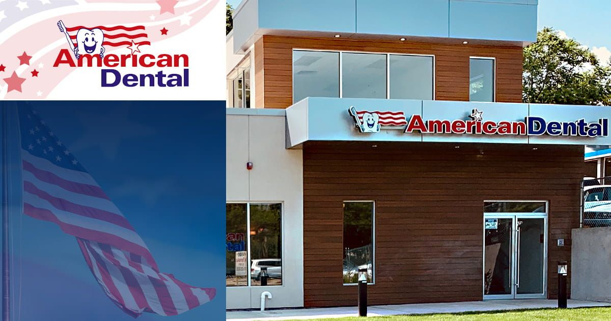 American Dental Affordable Dentistry 9 Locations